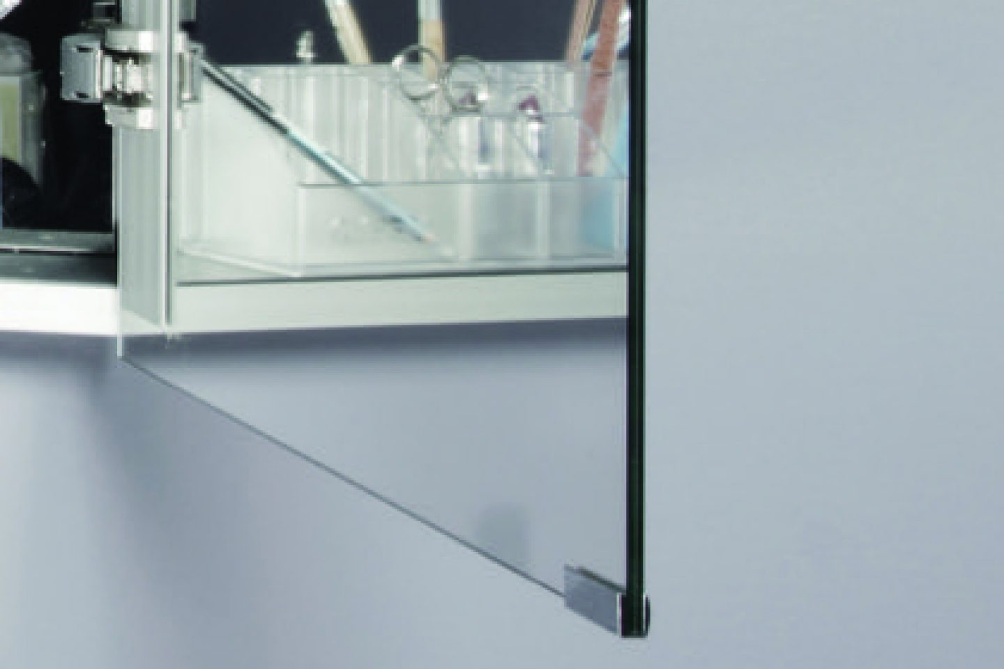 Silverlasting Double Sided Mirror Door