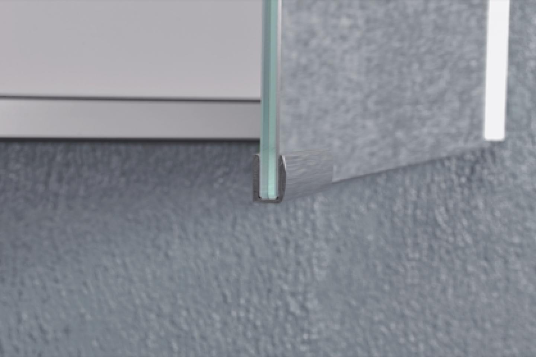 Features Diamando silverlasting double sided mirror door