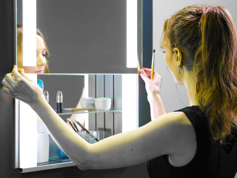 Gliding Mirror Door - Sidler
