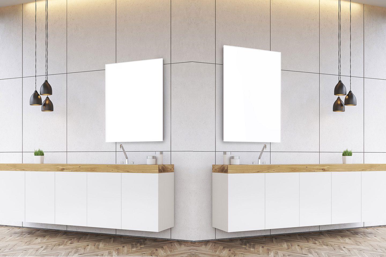 Modello Mirrored Cabinet