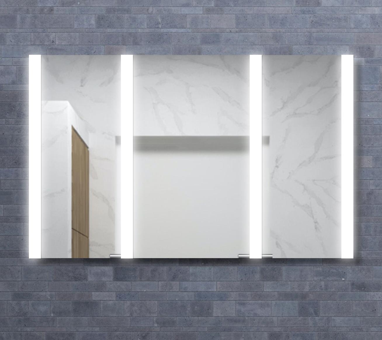 Modello Mirrored Medicine Cabinet