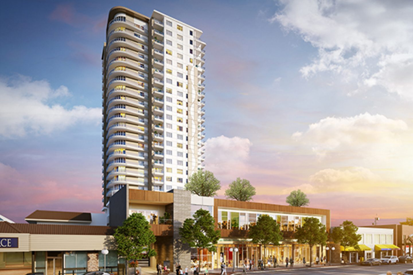 Oceana White Rock Parc Living Sidler