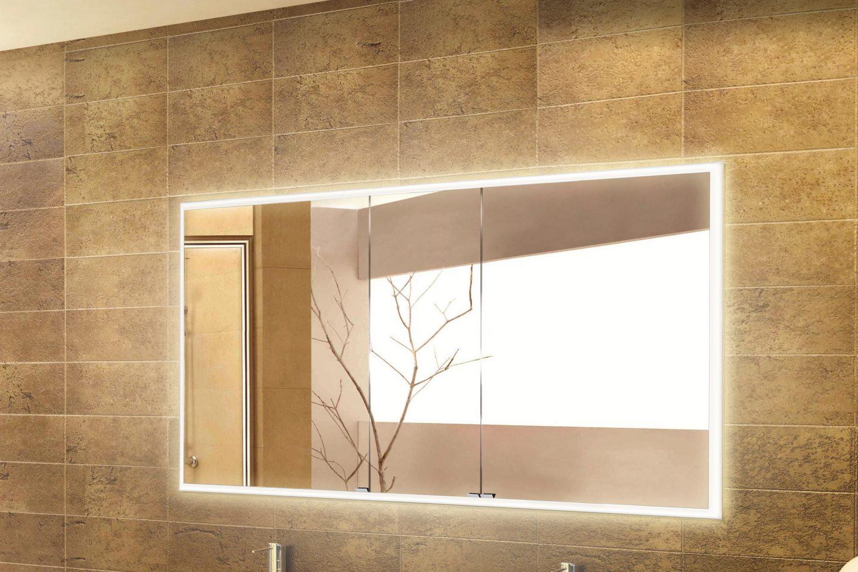 Mirrored Cabinet Quadro