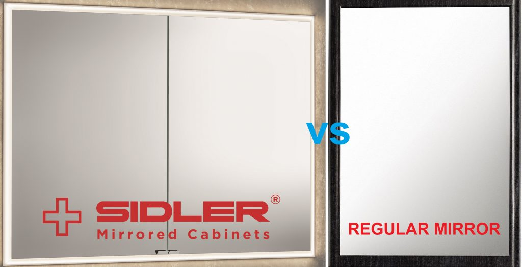 SIDLER VS Regular Mirror