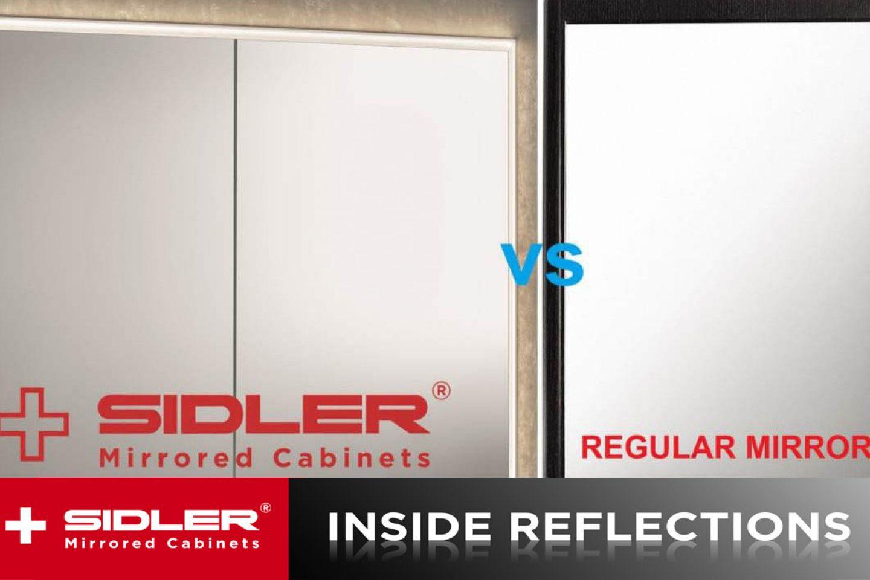 Medicine Cabinets Vs. Standard Mirrors