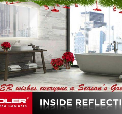 December 2020-SIDLER, INSIDE REFLECTIONS - Seasons Greetings-Bathroom Design Trends 2021